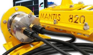 MANTIS 820 ROV Tracking Receiver